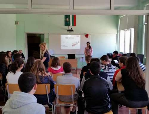 TSD Presented Its Activities to Students from Local High Schools