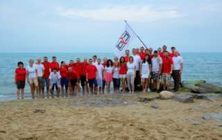 TSD Marked Its 10th Anniversary with a Big Team-building Event