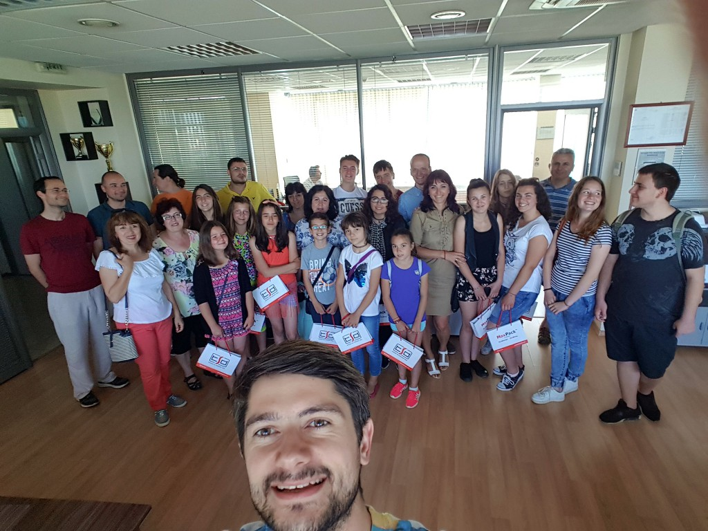 TSD Continues Its Educational Cause in Sofia - TSD Services