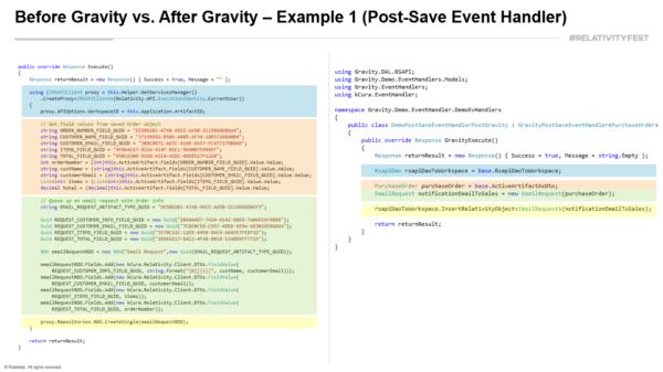 Gravity Example 1