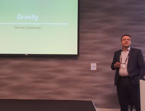 TSD Presented its Gravity Framework at Relativity Fest London 2018