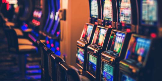Functionality Extension of Slot Machine of Las Vegas-based Casino