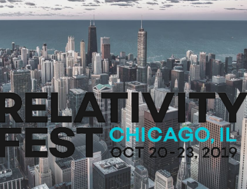 Meet TSD at Relativity Fest Chicago 2019