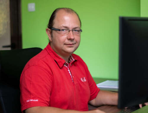 Meet Stoyko Boynov – Another Member of Our Team Marking His 10th TSD Anniversary