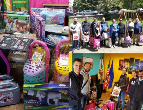 TSD Supported Local Families Affected by the Crisis on Children's Day